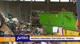 Deponija u Novom Sadu: Ni maske ne pomažu VIDEO