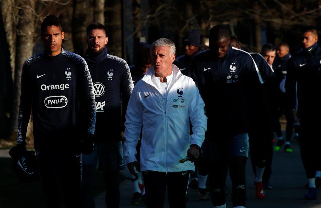 Dešam odabrao, Francuzi spremni za tri jaka rivala!