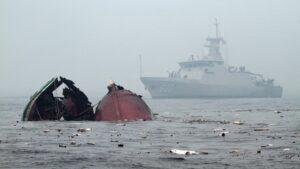 Deset ljudi poginulo u prevrtanju broda u Kini