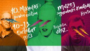 Deseti MikroFAF – Power Edition od 10. do 13. oktobra