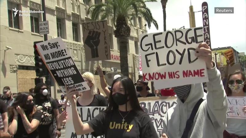 Desetine hiljada ljudi demonstriralo širom SAD