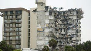 Desetine nestale u rušenju dela zgrade na Floridi