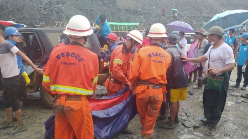 Preko stotinu mrtvih u klizištu rudnika u Mjanmaru