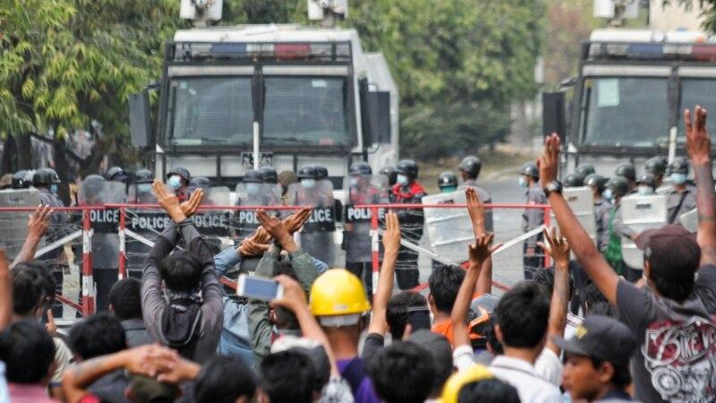 Mjanmar: Vojna hunta smenila ambasadora u UN, nastavljeni protesti i masovna hapšenja