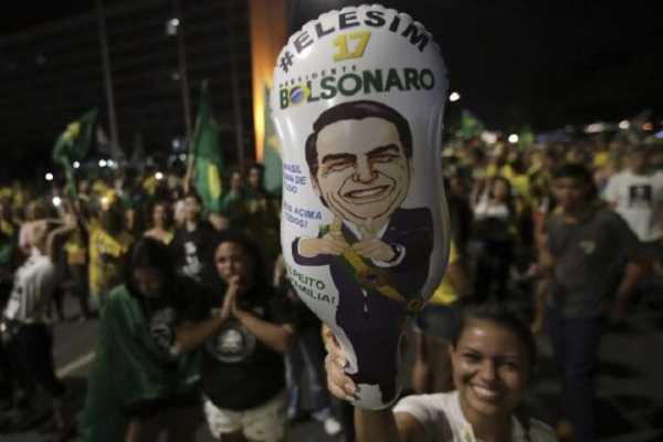 Desničar Žair Bolsonaro novi predsednik Brazila (VIDEO)