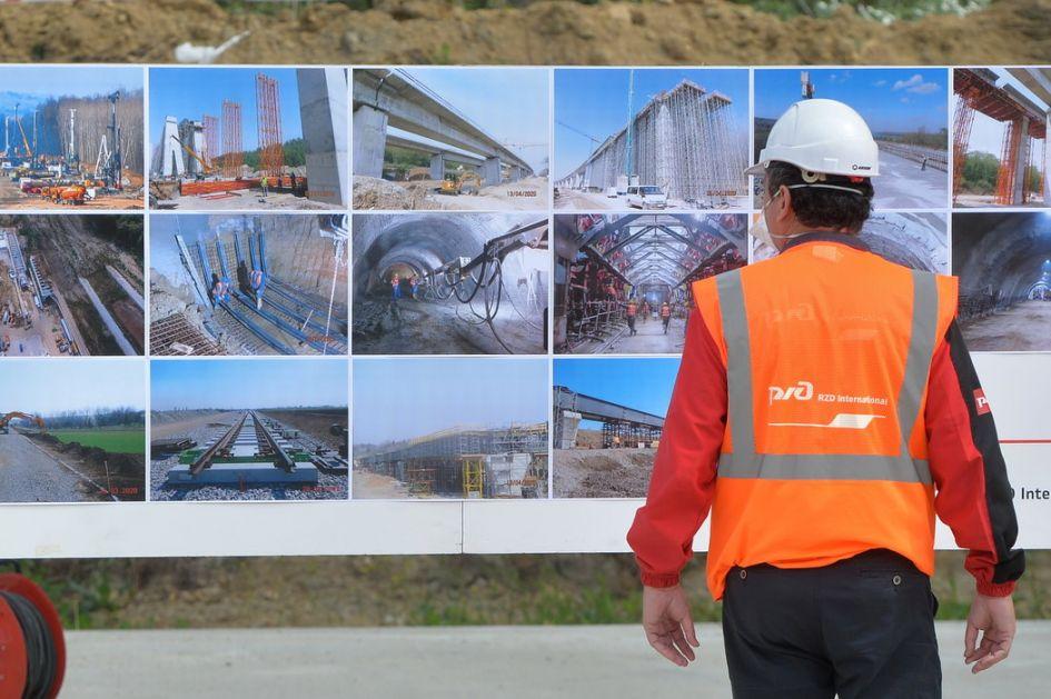 Devet milijardi evra za nove infrastrukturne projekte - gradiće se putevi i pruge