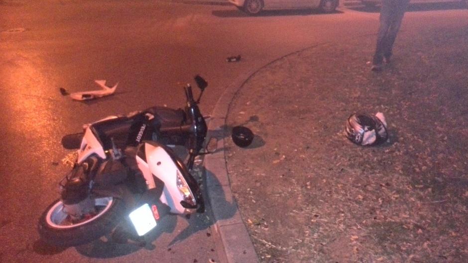 Devojčica poginula na motoru, brat teško povređen!