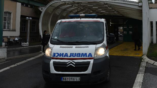 Devojčica povređena u udesu u Sremčici