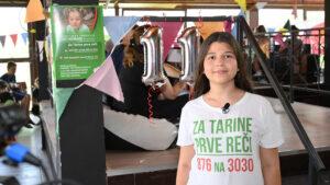 Devojčica velikog srca: Sve poklone daje deci kojoj su oni potrebniji
