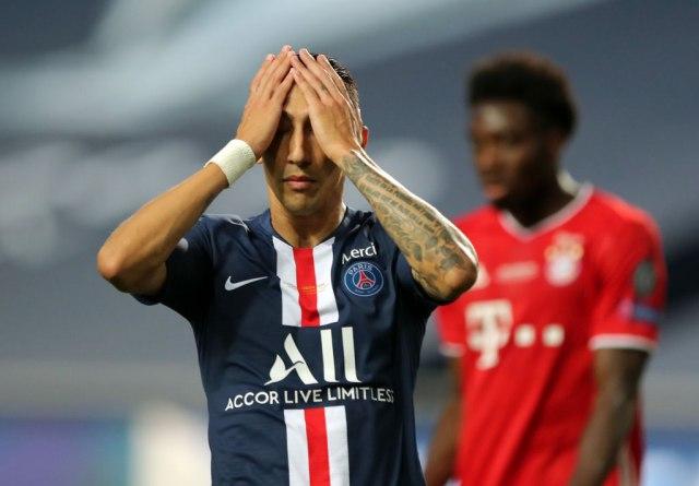 Di Marija suspendovan četiri utakmice