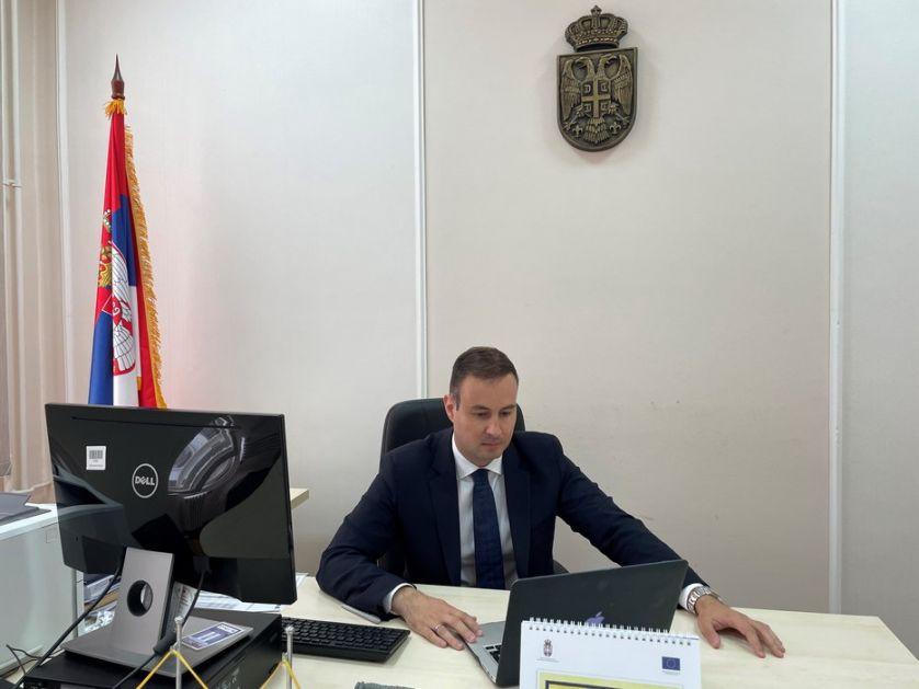 Dijalog o ekonomiji i finansijama sa EU važan za Srbiju