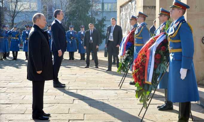 Dijaspora o Putinovoj poseti Beogradu: Veliko ohrabrenje za Srbiju