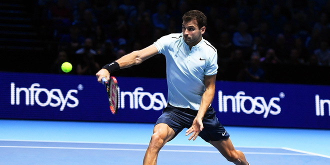 Dimitrov: Nisam siguran za US Open, čuo sam se sa Novakom