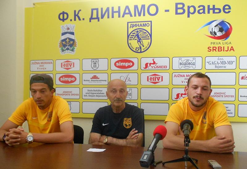 Dinamo: U sredu upisujemo tri nova boda