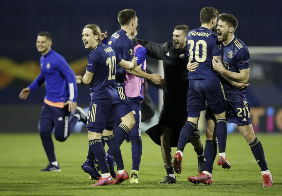 Dinamo bocka rivale citatima iz Maratonaca
