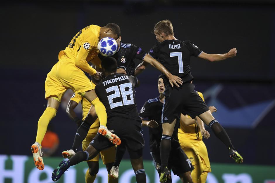 Dinamo ispustio Ligu šampiona, Videoton nije uspeo