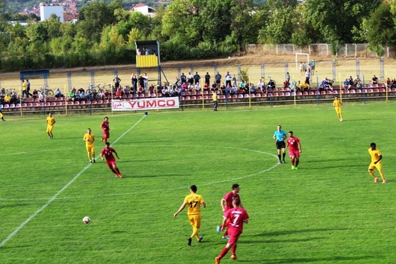Dinamo izgubio od Rada golom u 91. minutu