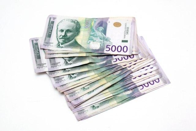 Dinar će sutra biti najjači u ovoj godini