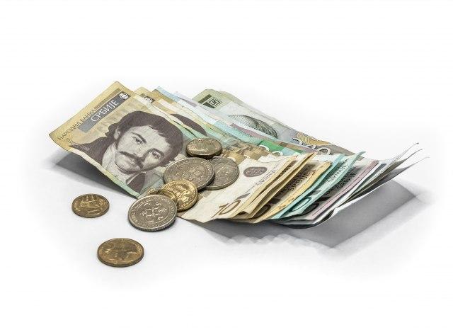 Dinar u utorak obara ovogodišnji rekord
