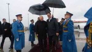 Diplomate: Vučić i Lukašenko o novim investicijama