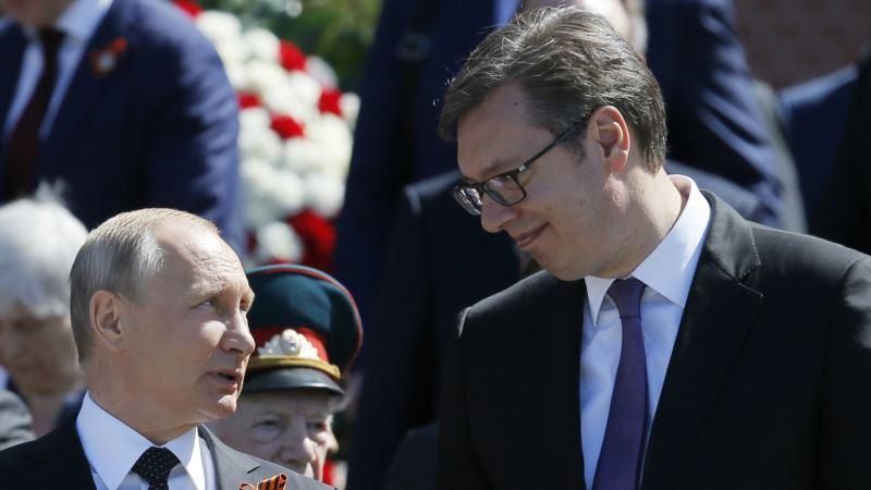 Diplomatski status vojnom predstavništvu Rusije u Srbiji