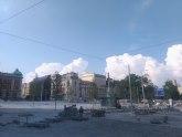 Direkcija: Nema uklanjanja kocki na Trgu; Tramvaj kroz centar neće proći ni za pet godina
