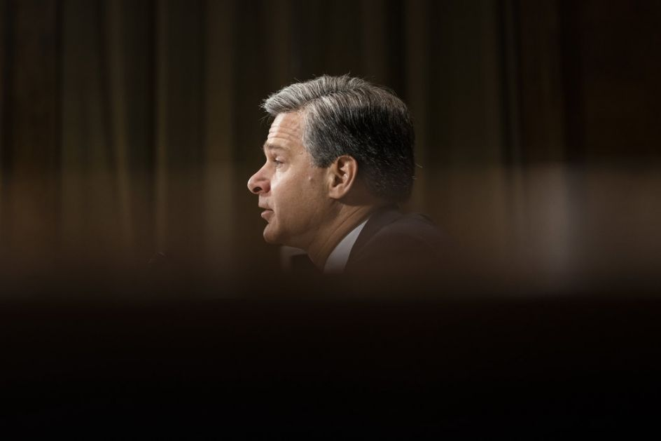 Direktor FBI: Kina ozbiljnija pretnja za SAD od drugih država