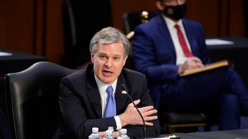 Direktor FBI: Neredi u Kongresu domaći terorizam