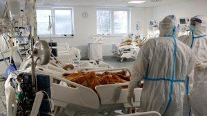 Direktor KBC Dragiša Mišović: Od 12. marta zbrinuli smo više od 6.800 kovid pacijenata