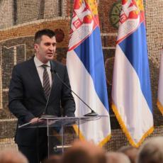 Direktor srpske pošte dobio od Putina komemorativnu medalju