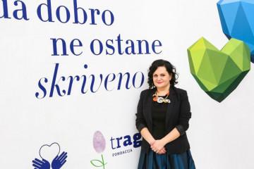 Direktorka za filantropiju i partnerstva Trag fondacije Marija Mitrović: Promocija davanja za opšte dobro je veoma važna