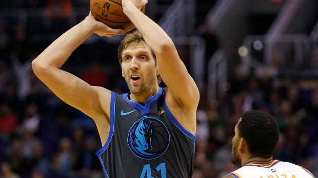 Dirk se vratio na teren i postao rekorder NBA lige
