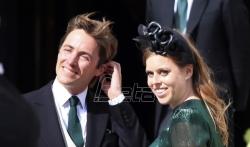 Diskretno venčanje unuke britanske kraljice