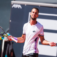 ĐERE BEZ FINALA U GŠTADU: Preokrenuo ga 155. teniser sveta!