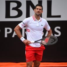 ĐOKOVIĆ DEMOLIRAO ŠPANCA: Novak MUNJEVITO do četvrtfinala!