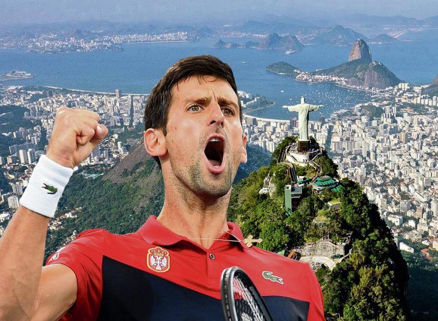 ĐOKOVIĆ DOČEKAO PRESUDU: Rio de Žaneiro Noletu plaća 750.000 dolara!