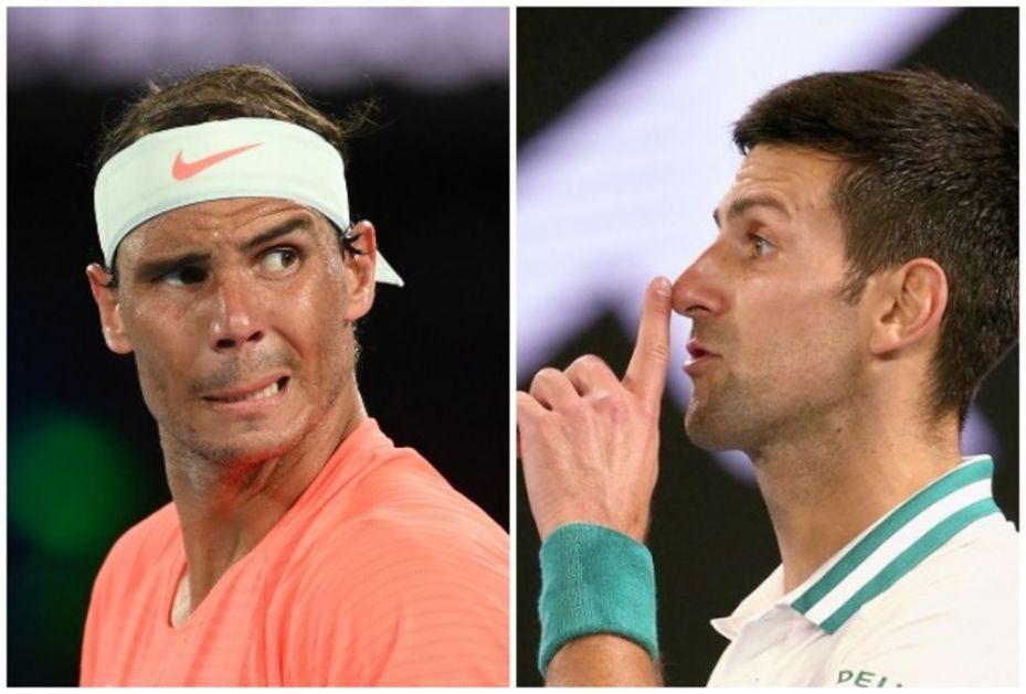 ĐOKOVIĆ I NADAL POSETILI PRINCA: Novak i Rafa stajali jedan pored drugoga! Odavno ih nismo videli u ovakvom raspoloženju! VIDEO