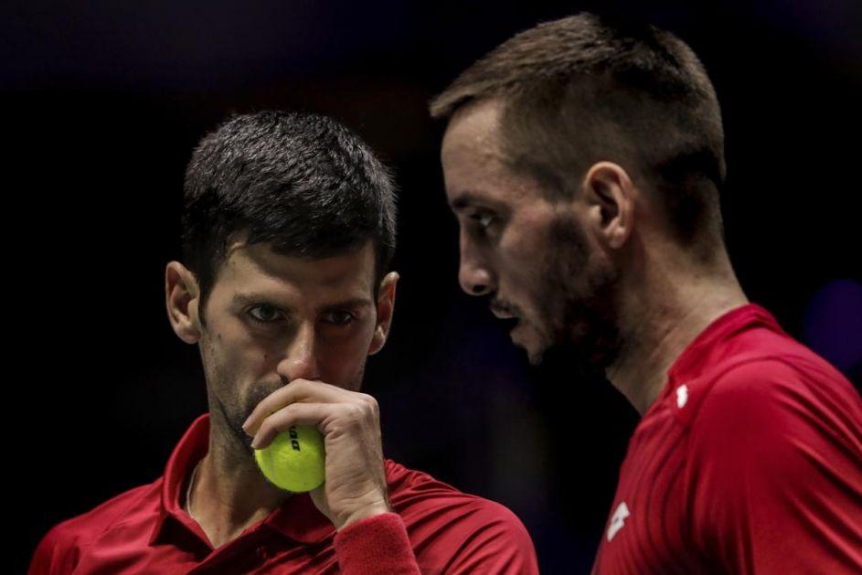 ĐOKOVIĆ I TROICKI OSTALI BEZ SPECIJALNE POZIVNICE: Novak i Viktor neće igrati dubl u Dubaiju