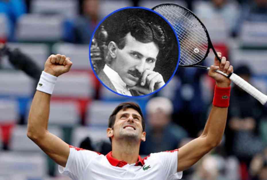 ĐOKOVIĆ PRVI PUT PRIČAO O TESLI: Mnogi tvrde da njih dvojica liče, a evo šta Novak misli o tome!
