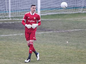 ĐORĐE PETROVIĆ ZA HOTSPORT: Golman Čuke oprezan pred sutrašnji meč – 'Očekuje nas pravi fudbalski rat'