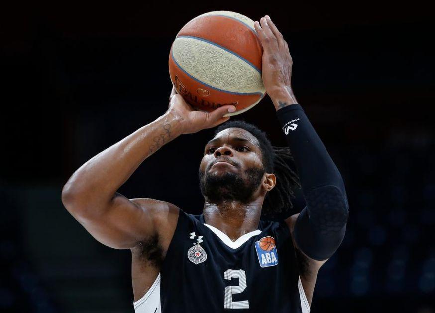 ĐORĐEVIĆ ODVODI PARTIZANOVOG IGRAČA: Virtus krade jednog od najboljih košarkaša crno-belih