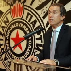 ĐURIĆ OPLEO IZ SVIH ORUŽJA: Partizan je dužan 50 miliona, uprava je NESPOSOBNA, gleda samo svoj interes