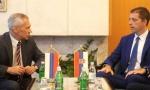 ĐURIĆ SA BOCAN-HARČENKOM: Zahvalnost Moskvi na podršci Srbiji