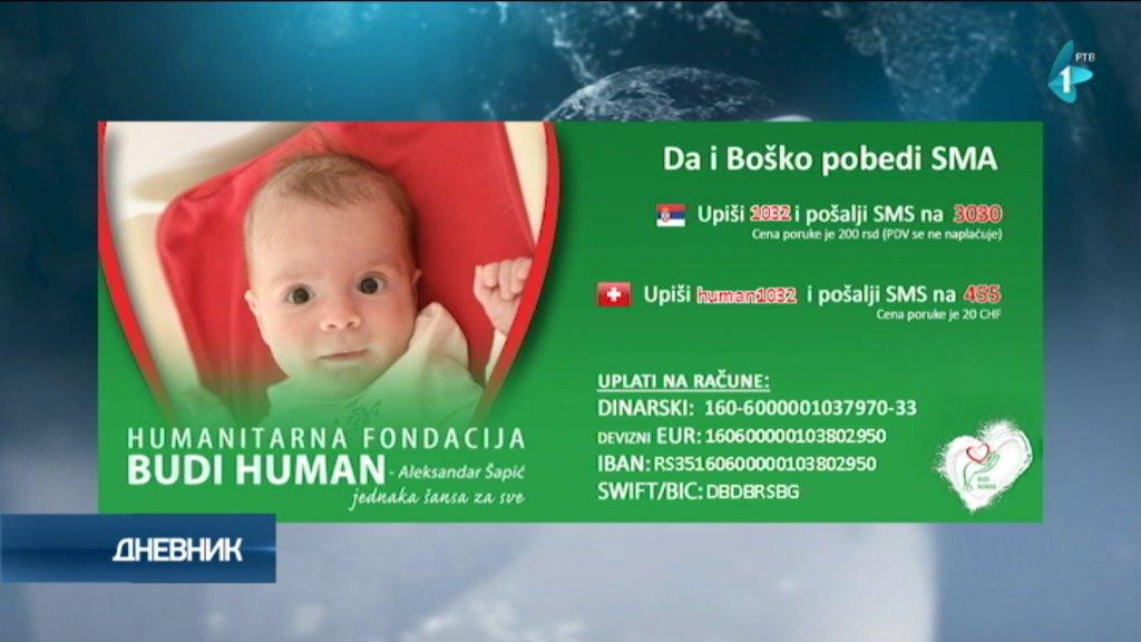 Đačka solidarnost: Prvo akcija pomoći malom Bošku - pa letnji raspust