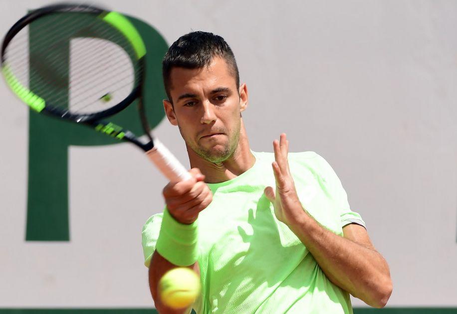 Đere izgubio u prvom kolu otvorenog prvenstva Australije u tenisu