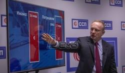 Djilas: Ne izlazimo na izbore, Vučić ne zna gde udara, sve mu se raspada