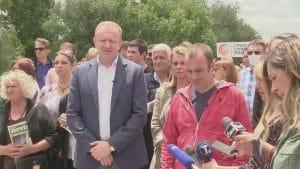Đilas (SSP): Besmislene optužbe da su ekološki protesti politizovani