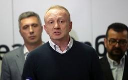 Đilas (SSP): Vučić mora da ode jer je od Srbije napravio nenormalnu zemlju