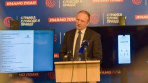 Đilas: Srbijom vlada neofašistički režim