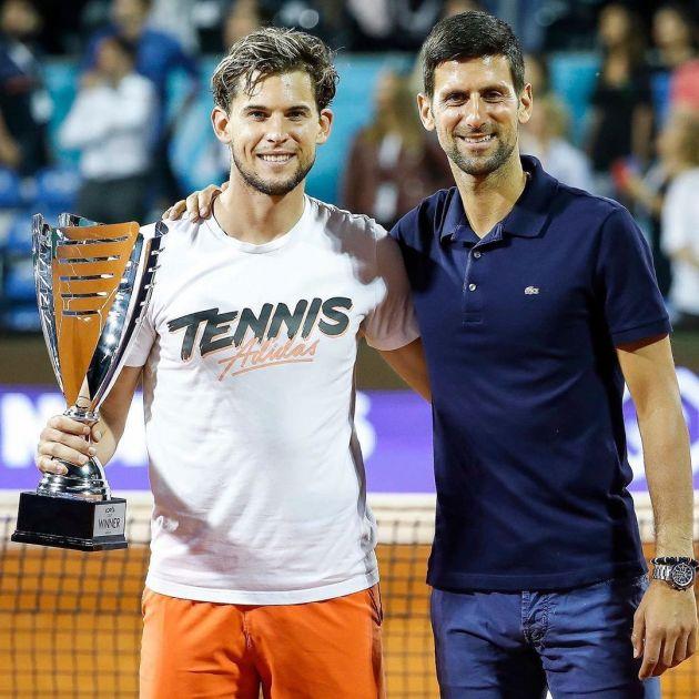 Đoković: Beograde i Srbijo, Volim vas i Hvala vam što ste još jednom pokazali koliko volite tenis